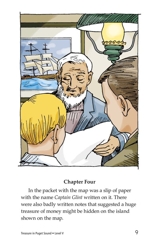 Book Preview For Treasure in Puget Sound Page 9