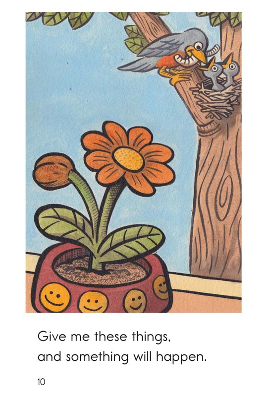 Book Preview For I Am Your New Plant Page 10
