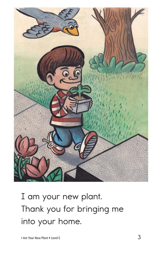 Book Preview For I Am Your New Plant Page 3