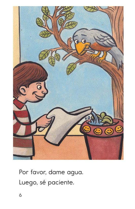 Book Preview For I Am Your New Plant Page 6