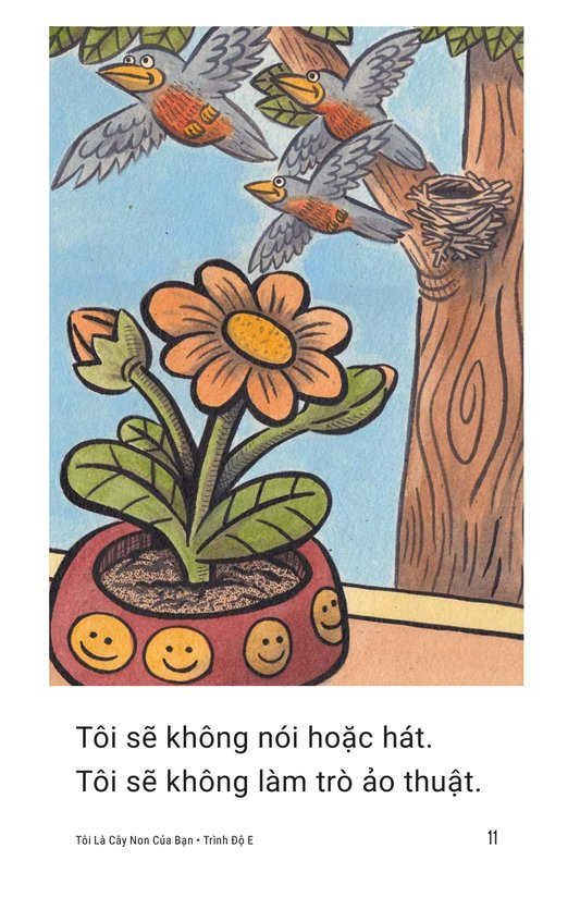 Book Preview For I Am Your New Plant Page 11