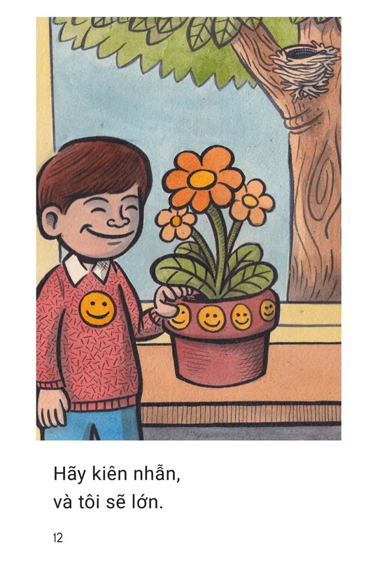 Book Preview For I Am Your New Plant Page 12