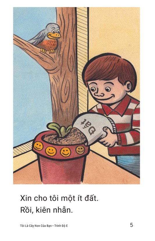 Book Preview For I Am Your New Plant Page 5