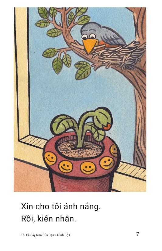 Book Preview For I Am Your New Plant Page 7