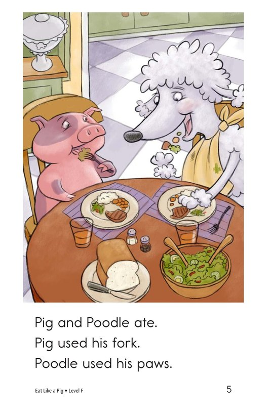 Book Preview For Eat Like a Pig Page 5