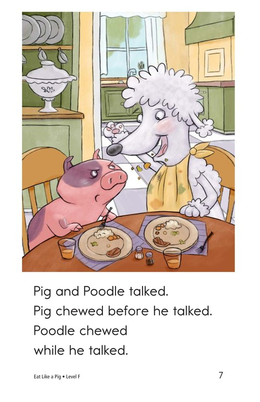 Book Preview For Eat Like a Pig Page 7