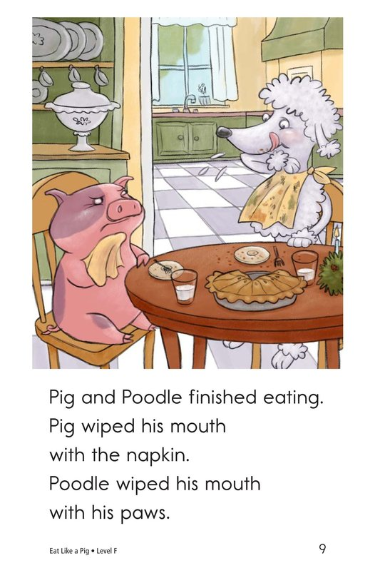 Book Preview For Eat Like a Pig Page 9