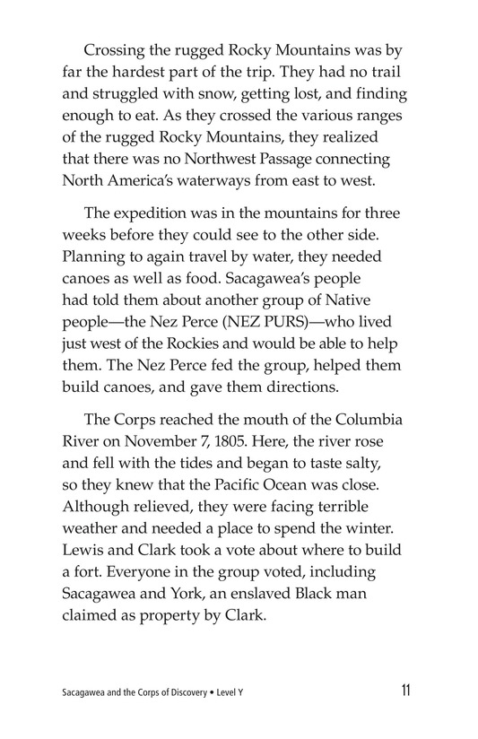 Book Preview For Sacagawea Page 11