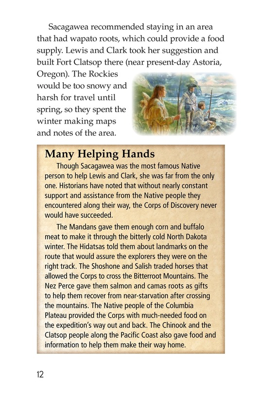 Book Preview For Sacagawea Page 12