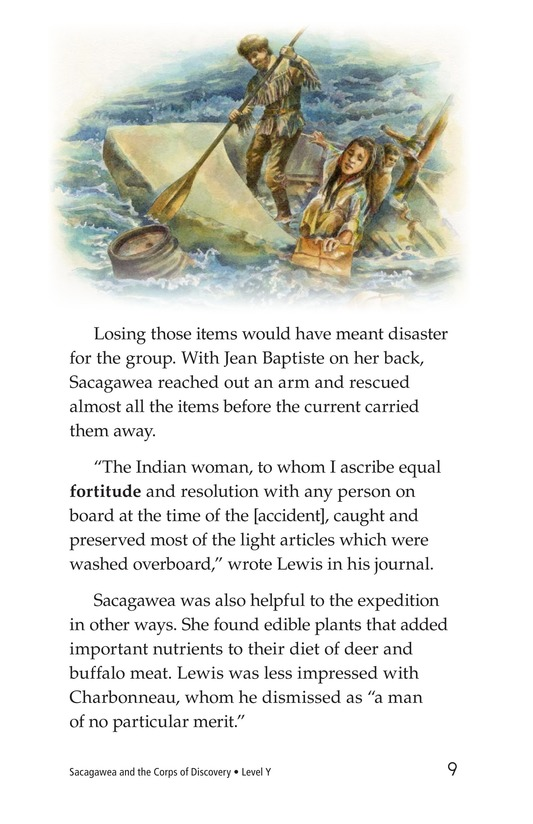 Book Preview For Sacagawea Page 9