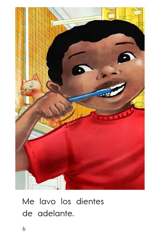 Book Preview For Teeth Brushing Fun Page 6