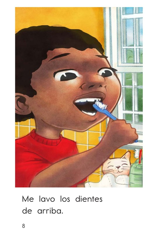 Book Preview For Teeth Brushing Fun Page 8