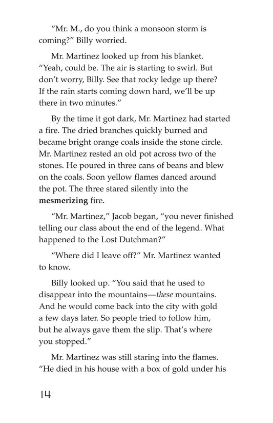 Book Preview For The Lost Dutchman Page 14