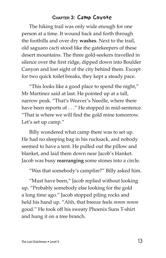 Book Preview For The Lost Dutchman Page 13
