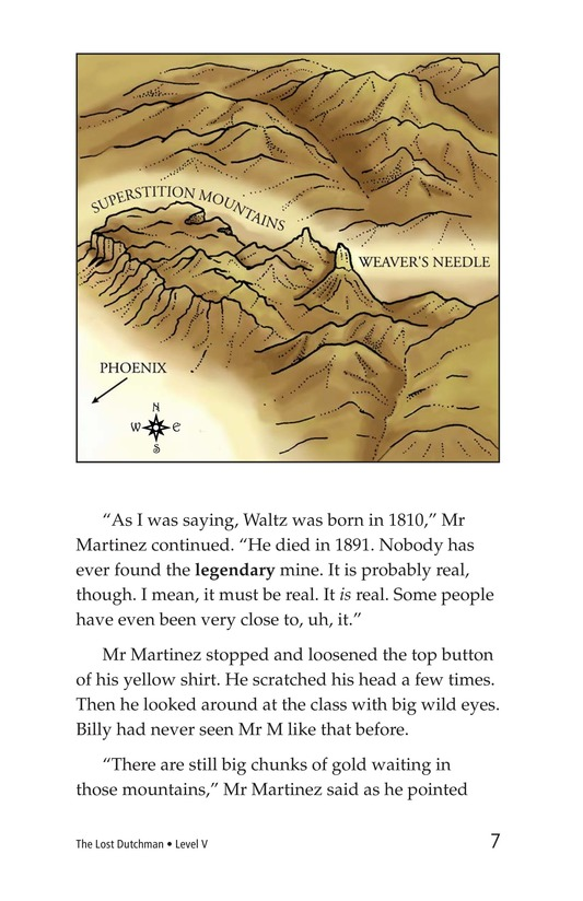 Book Preview For The Lost Dutchman Page 7