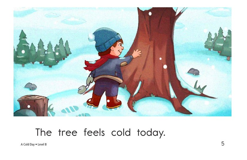 Book Preview For A Cold Day Page 5