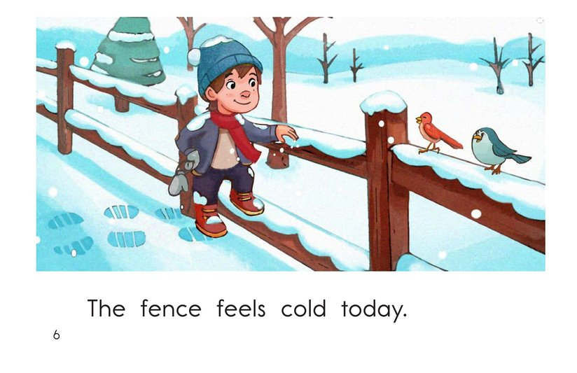 Book Preview For A Cold Day Page 6