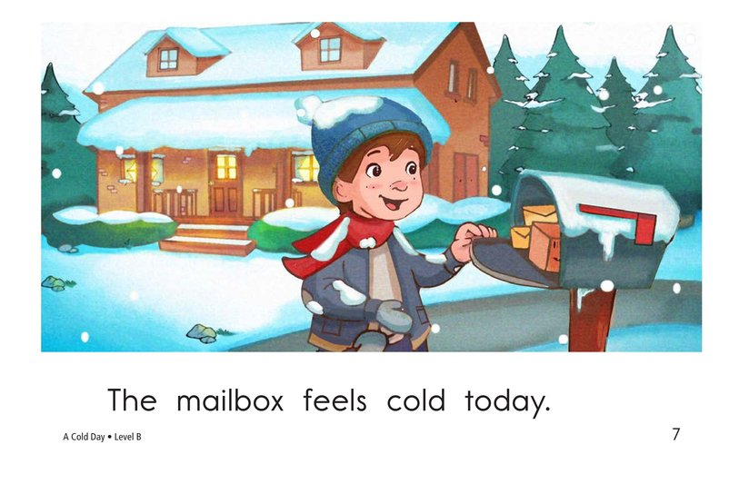 Book Preview For A Cold Day Page 7