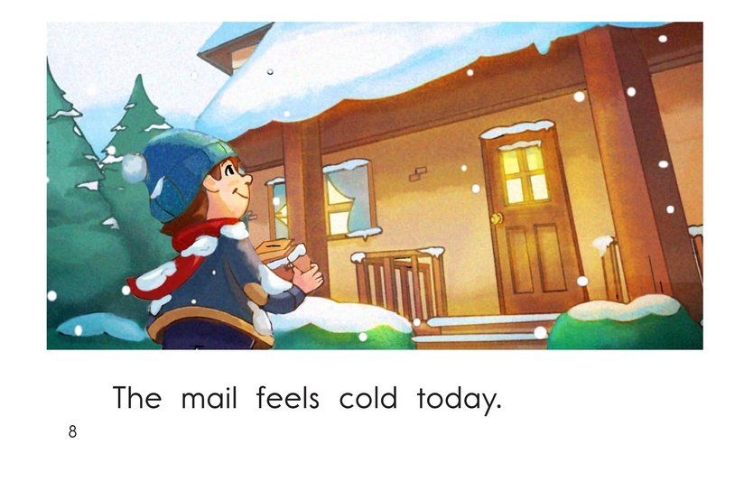 Book Preview For A Cold Day Page 8