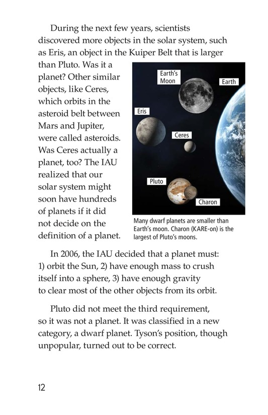 Book Preview For Neil deGrasse Tyson: Star Man Page 12