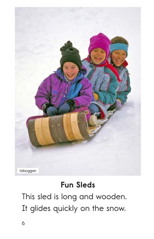 Book Preview For Sleds Page 6