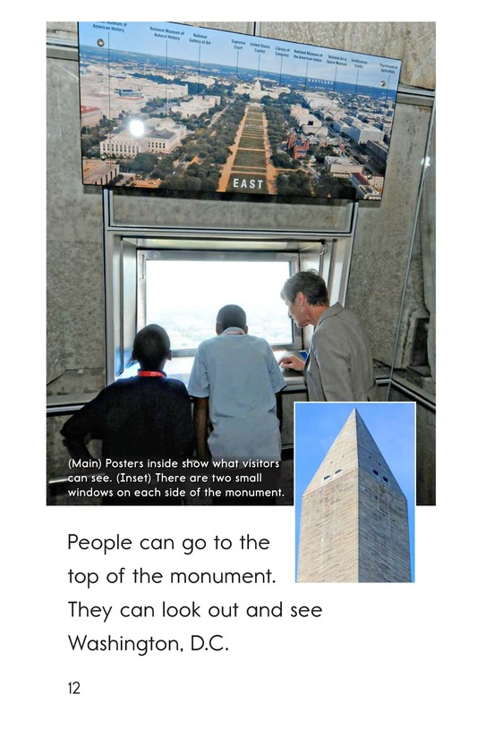 Book Preview For A Monument for George Page 12