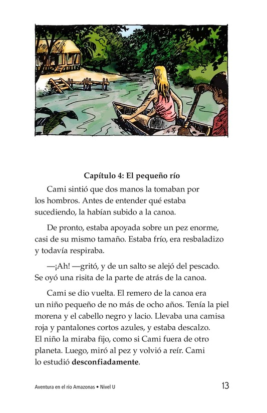 Book Preview For Adventure on the Amazon River Page 13