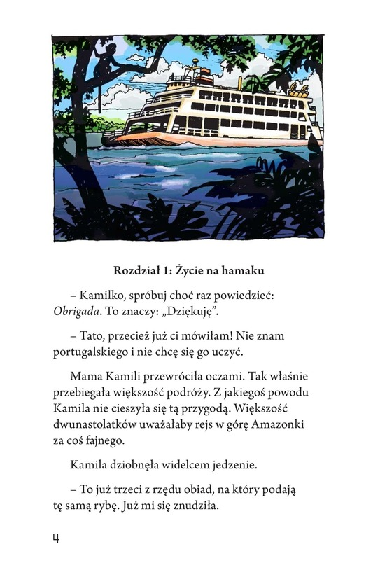 Book Preview For Adventure on the Amazon River Page 4