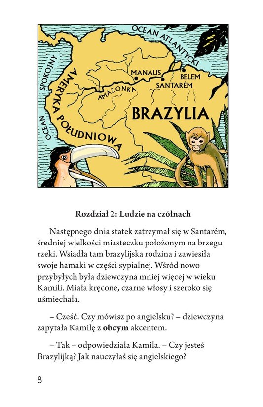 Book Preview For Adventure on the Amazon River Page 8