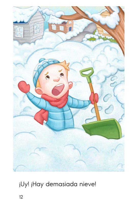 Book Preview For Not Enough Snow Page 12