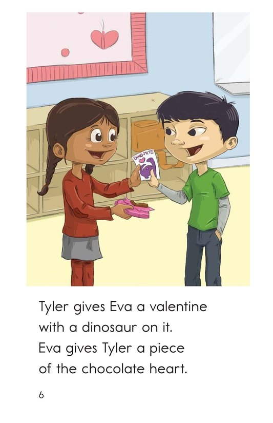 Book Preview For Mystery Valentine Page 6