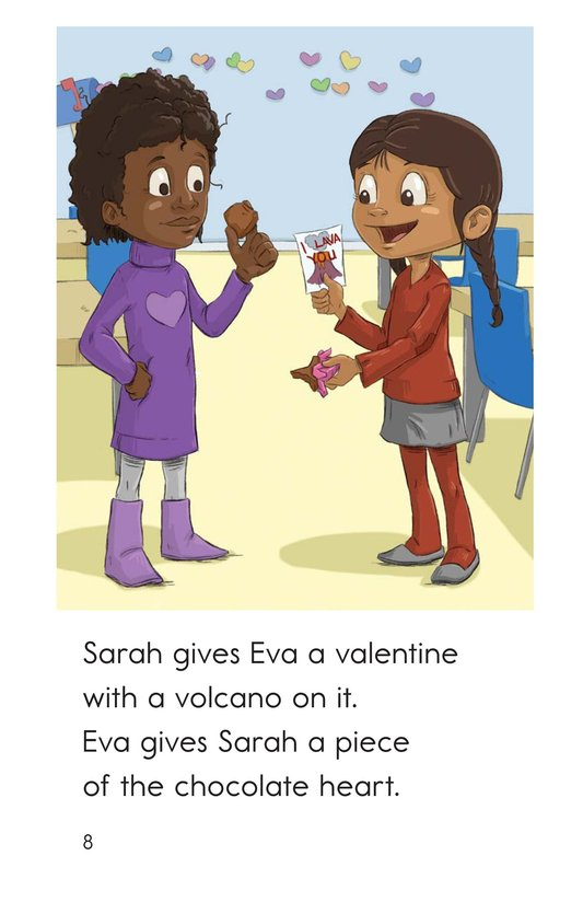 Book Preview For Mystery Valentine Page 8