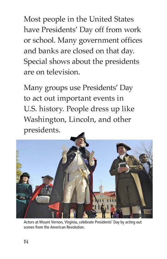 Book Preview For Presidents' Day Page 14
