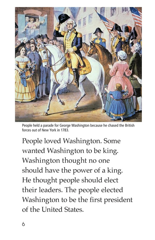 Book Preview For Presidents' Day Page 6