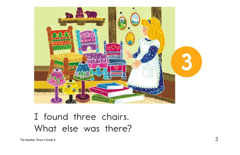 Book Preview For The Number Three Page 3