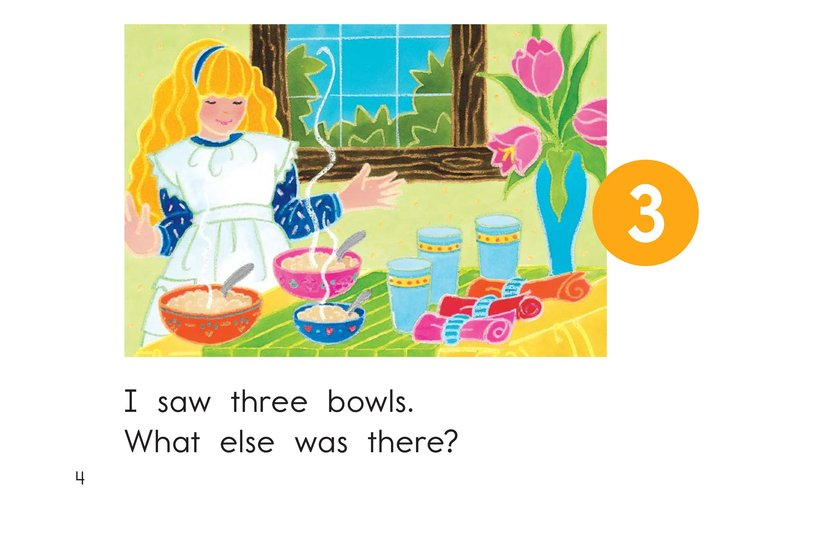 Book Preview For The Number Three Page 4