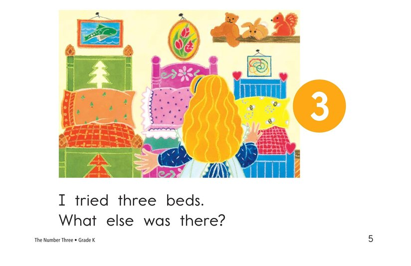 Book Preview For The Number Three Page 5