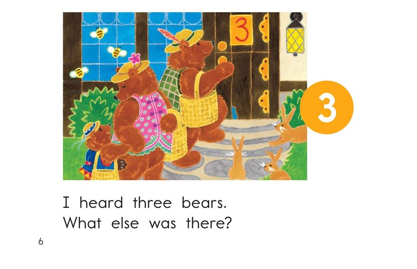 Book Preview For The Number Three Page 6