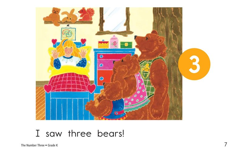 Book Preview For The Number Three Page 7