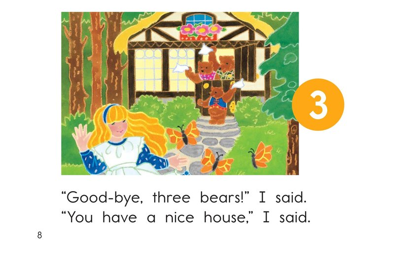 Book Preview For The Number Three Page 8