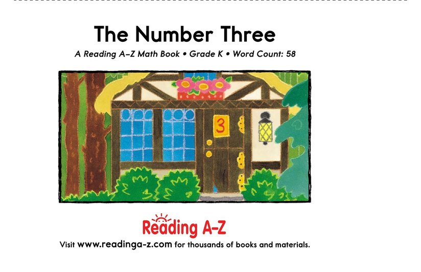 Book Preview For The Number Three Page 9