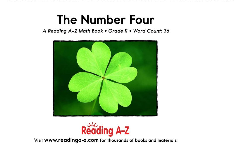 Book Preview For The Number Four Page 9