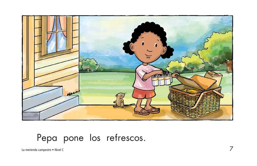 Book Preview For The Picnic Page 7