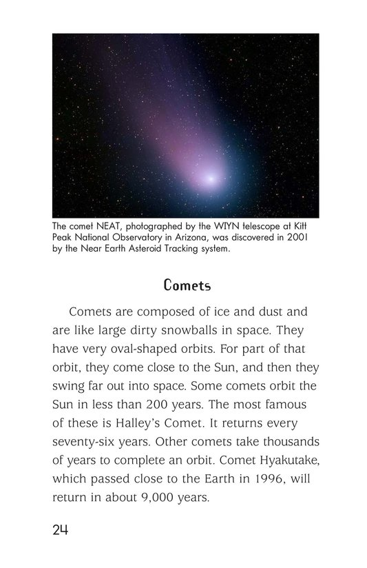 Book Preview For Our Solar System Page 24