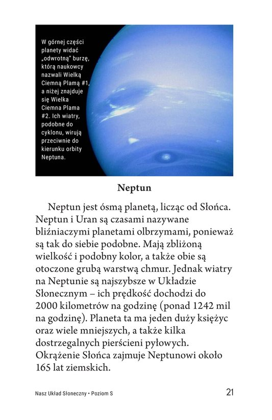 Book Preview For Our Solar System Page 21