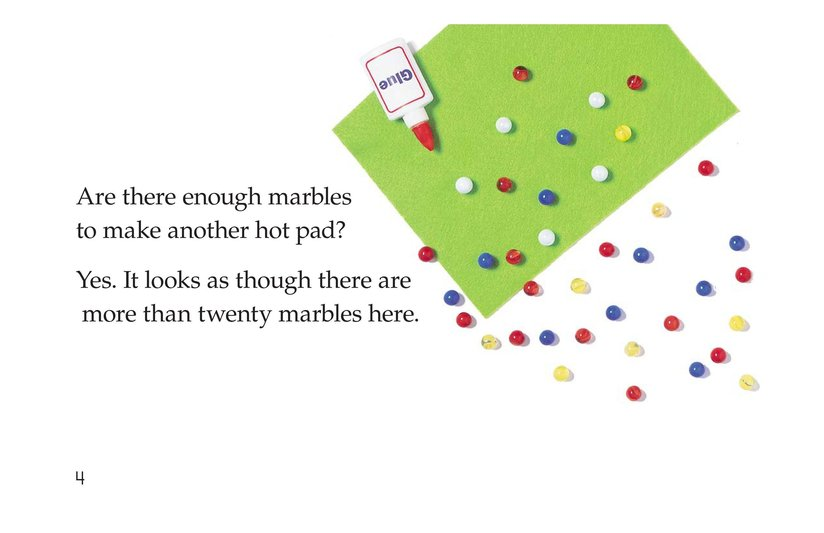 Book Preview For Twenty, More or Less Page 4
