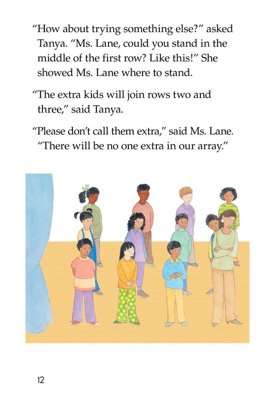 Book Preview For Hooray! Arrays! Page 12