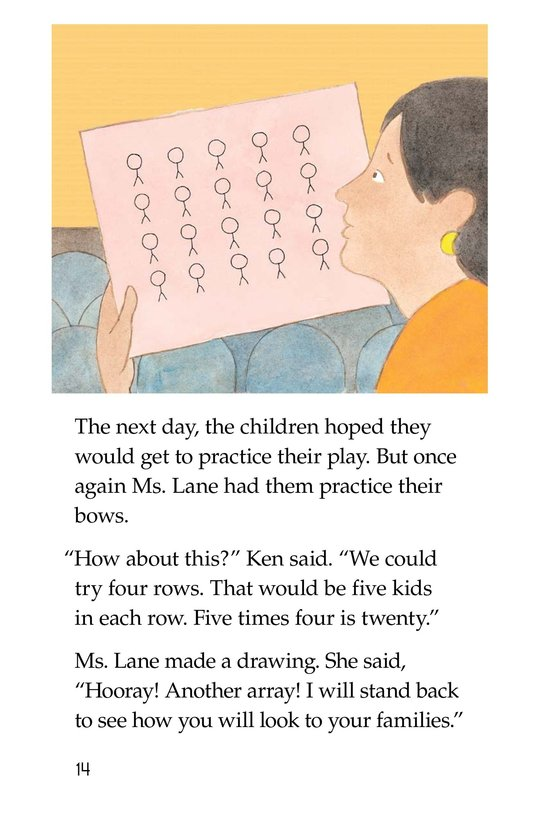 Book Preview For Hooray! Arrays! Page 14