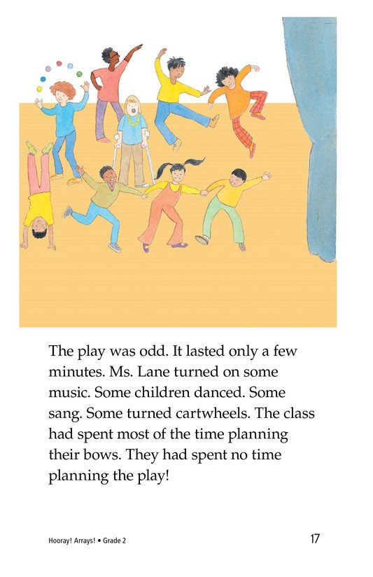 Book Preview For Hooray! Arrays! Page 17