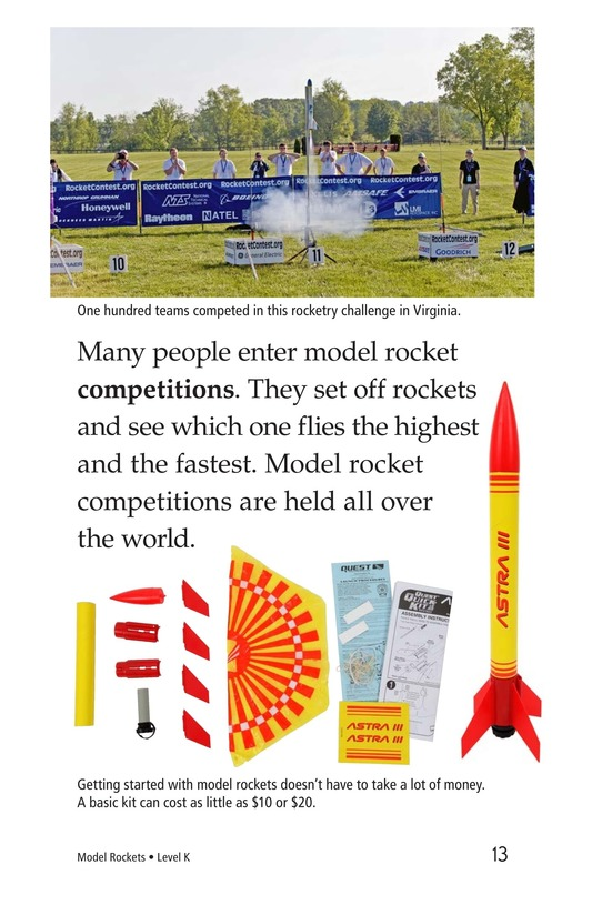 Book Preview For Model Rockets Page 13